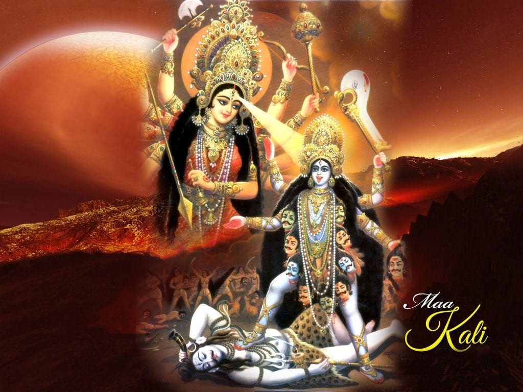 Wallpaper download mata rani - 977_kali Wallpaper 5