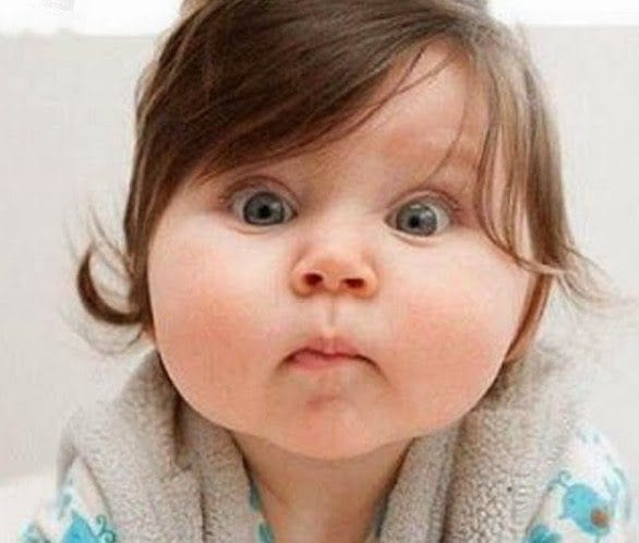 HD funny baby