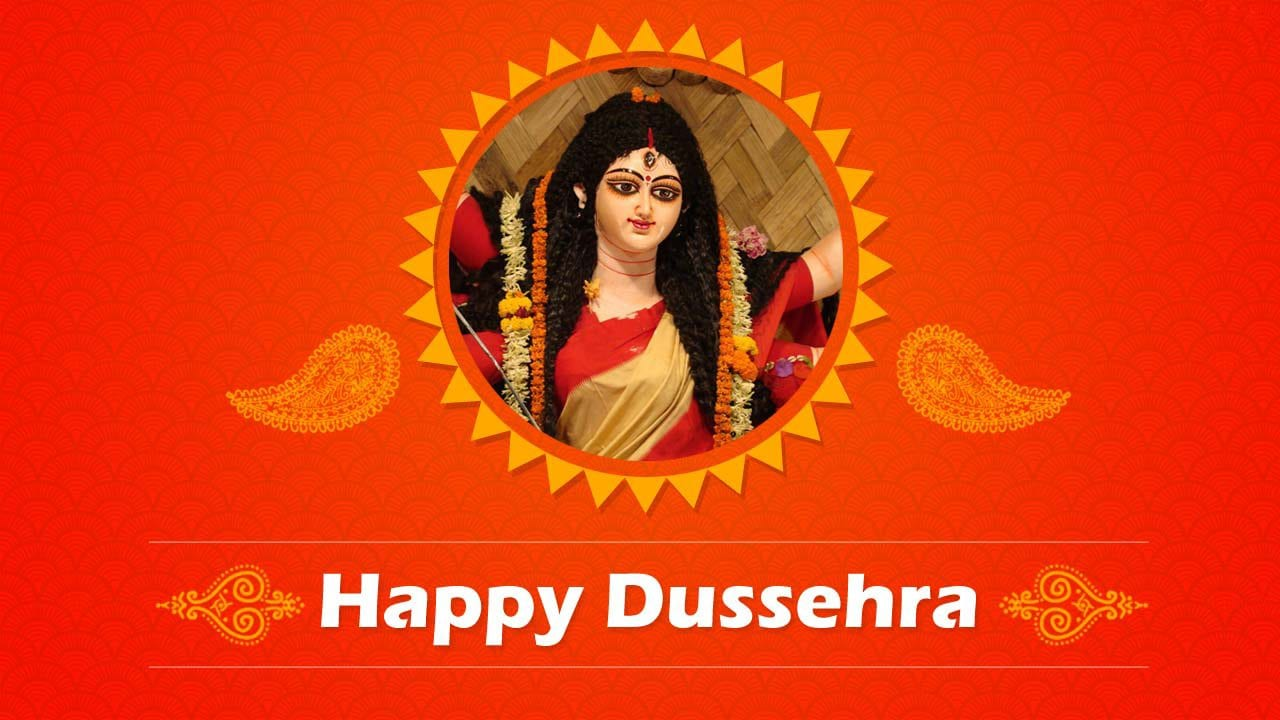 Happy Dussehra (Dasara, Vijayadasami) festival images, pictures, HD Wallpapers free download - Turnspiritual 1