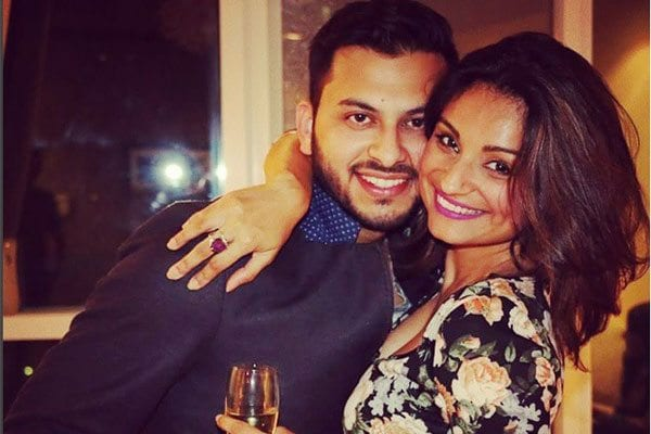 Rohit and Dimpy