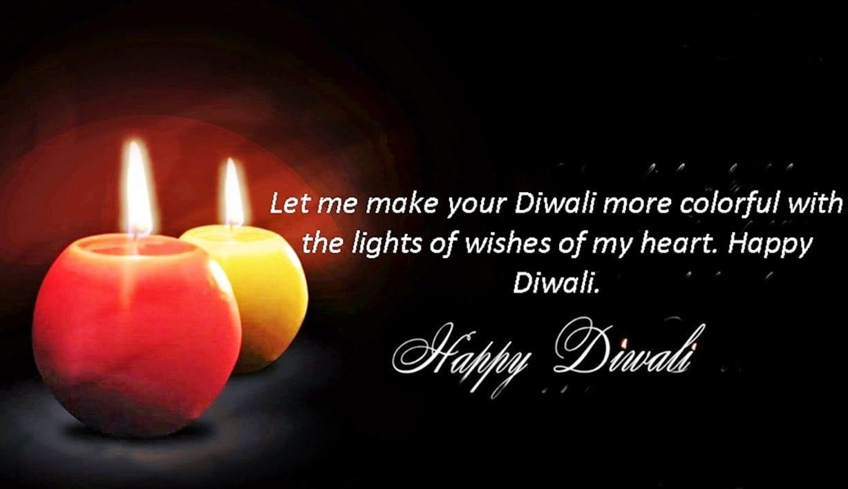 Diwali Greeting Card Messages