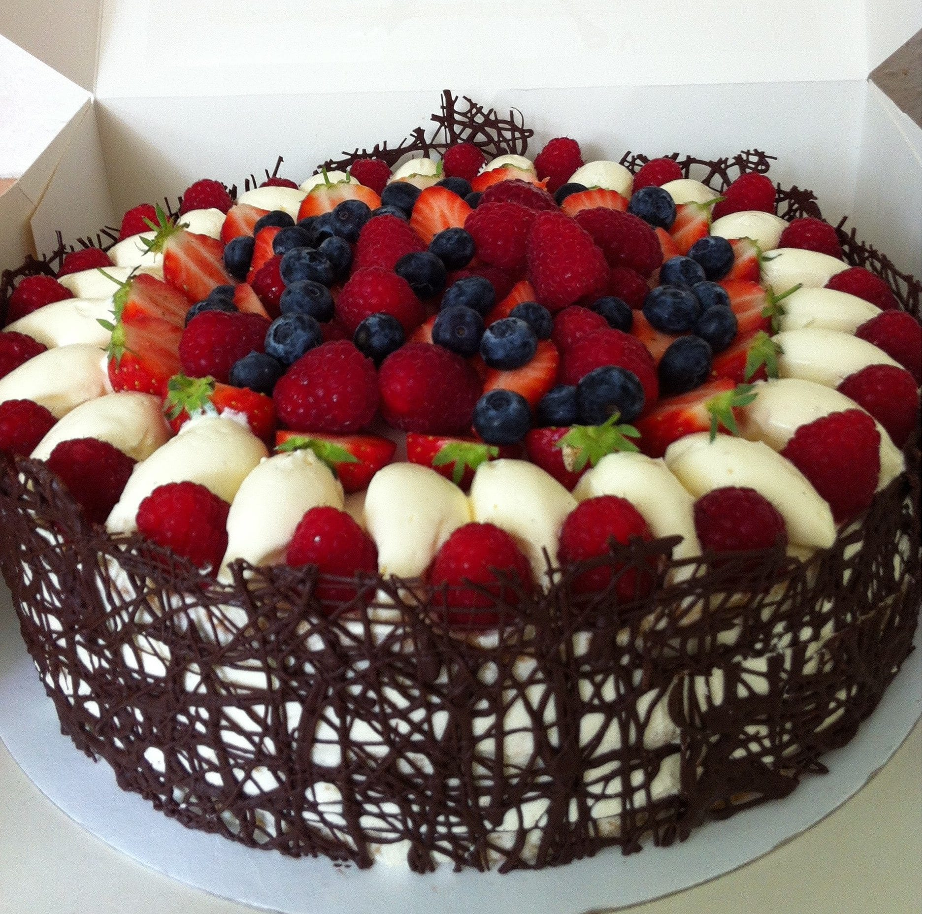 fruits food and cake - photo #8