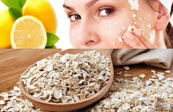 Oats-and-Lemon-Face-Pack