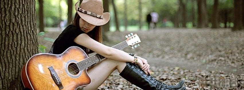 cow-girl-stylish-with-guitar-waiting-lover-cute-love-cool-facebook-timeline-covers