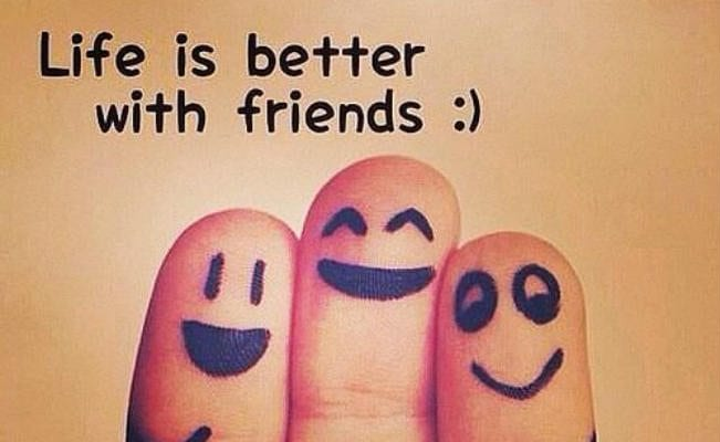 Image of: Friendship Day Heart Touching Friendship Quotes With Images Friendshipday Indiabright Friendship Images