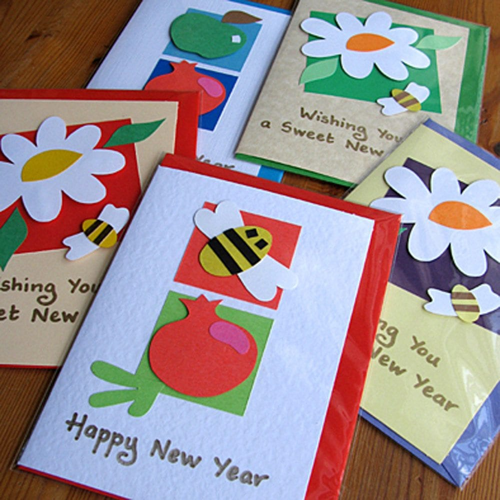 new-year-handmade-greeting-cards-ideas-11