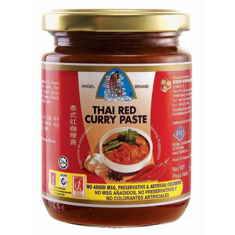 thai red curry paste copy