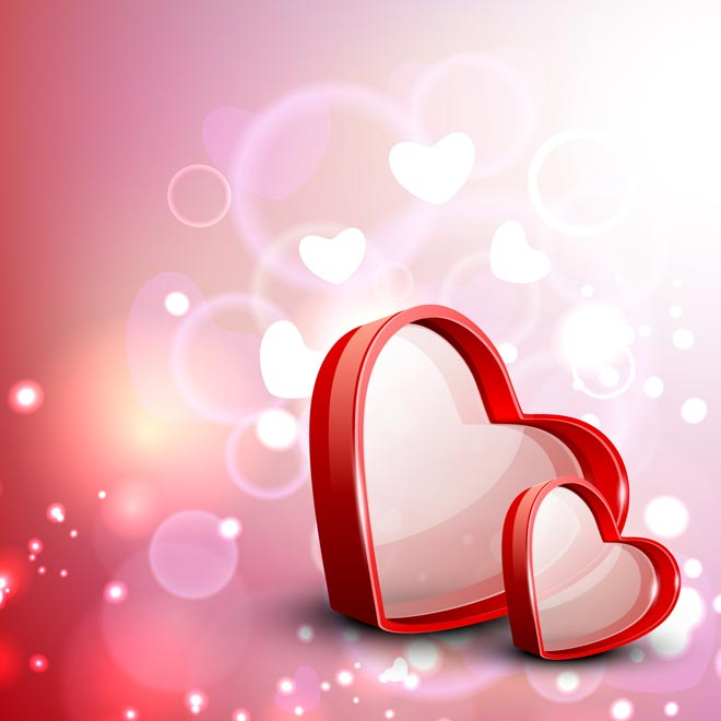 Love Heart Wallpaper Background 3d : Heart Pictures / Heart Pics