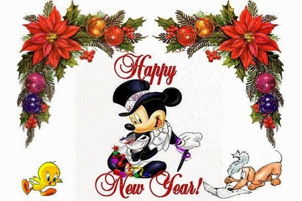 Happy New Year 2015 Clipart Download