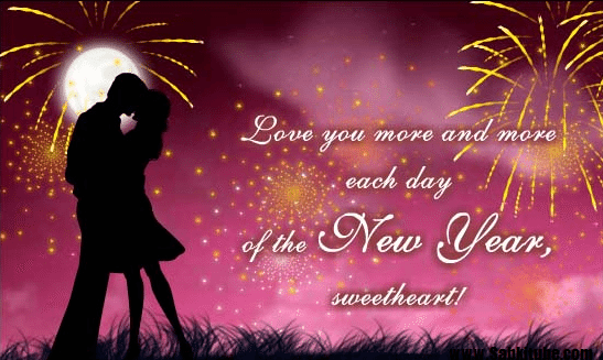 Happy New Year 2015 Romantic Messages for Girls 5