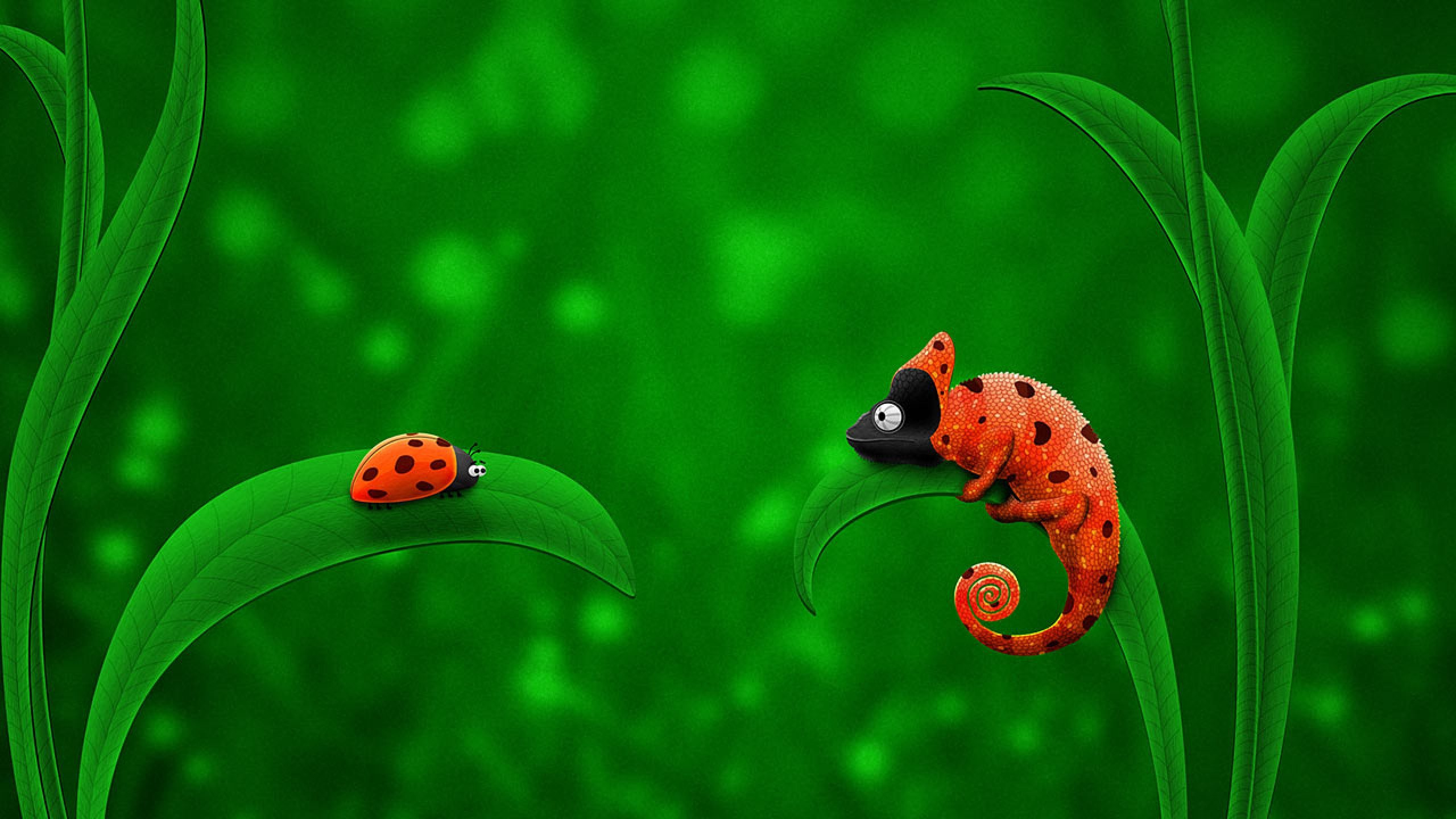 Mobile-Bugs-Homepage-Chameleon-Bug-And-Cute-Wallpaper