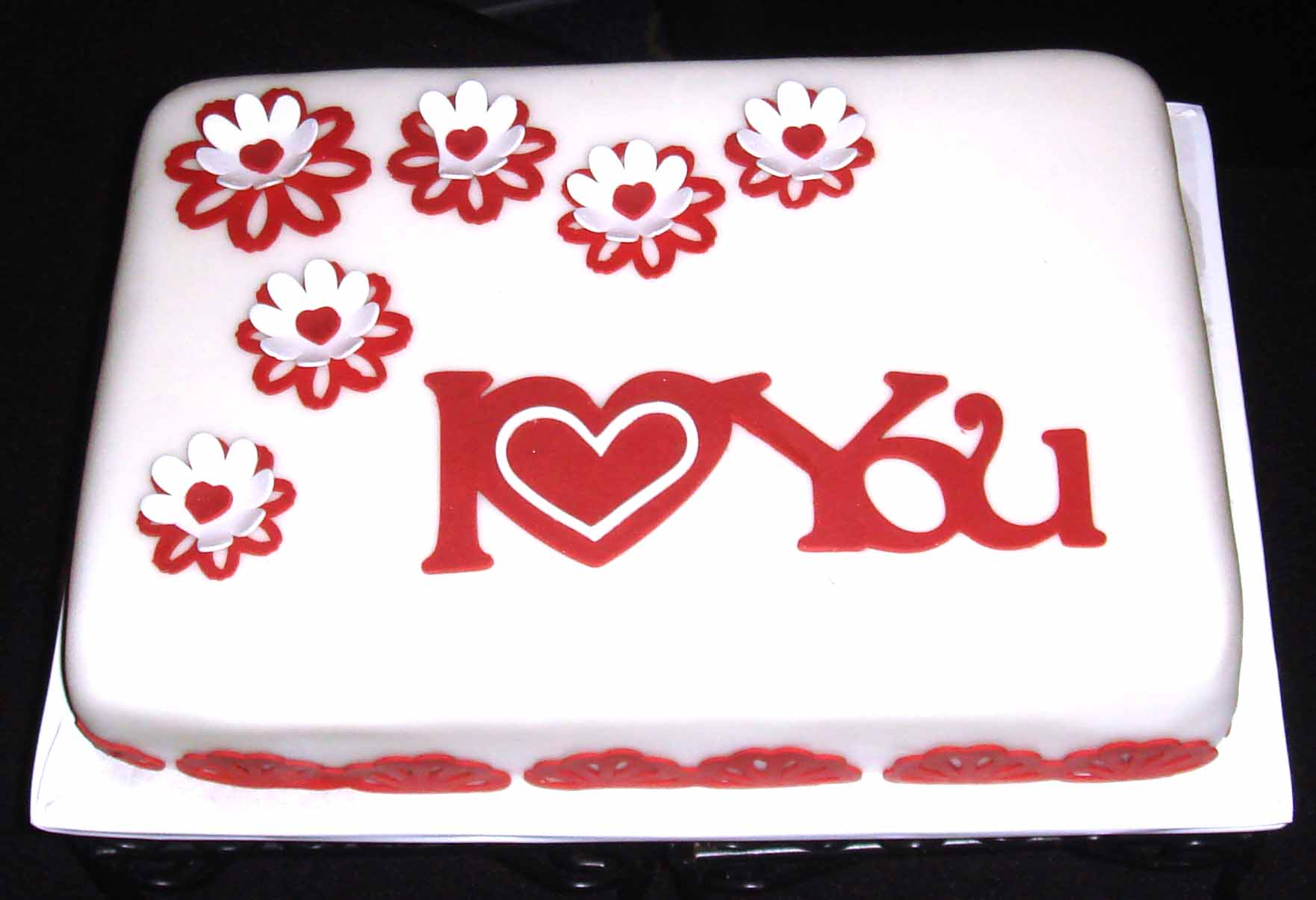 Images Of I Love U Cake : Cake Pictures / Cake Pics / Cake Wallpaper
