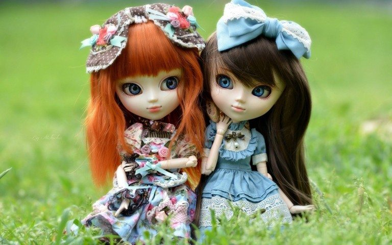 Cute Barbie Doll Dp For Girls