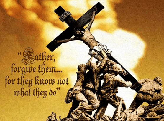 Cross Jesus Good Friday 2014 Desktop Wallpaper