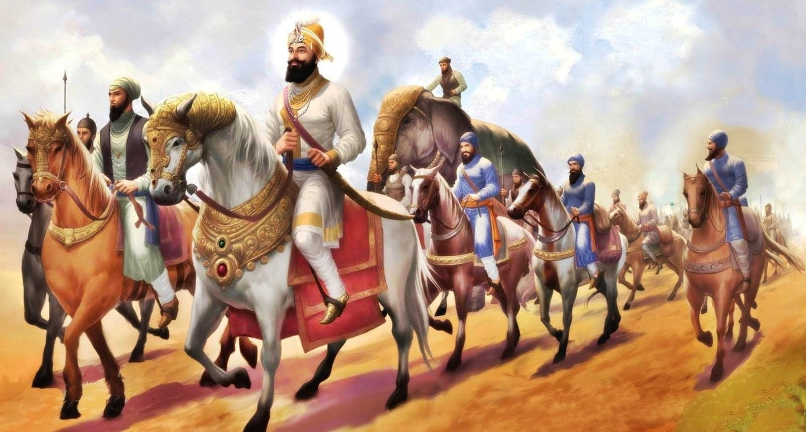Guru-Gobind-Singh-Ji-Animated-Wallpaper