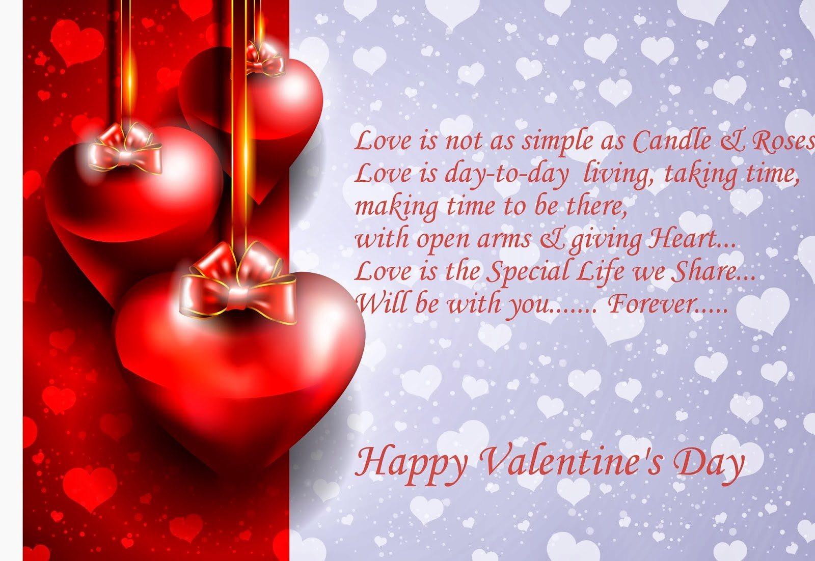 Valentines day greeting cards pictures