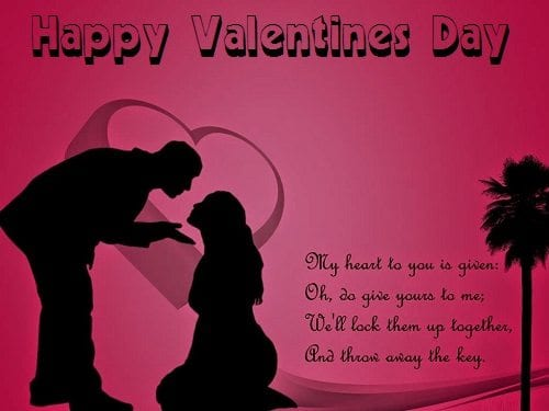 Happy Valentines Day Sms 2016 Romantic Valentine Day Love Messages and Wishes (3)