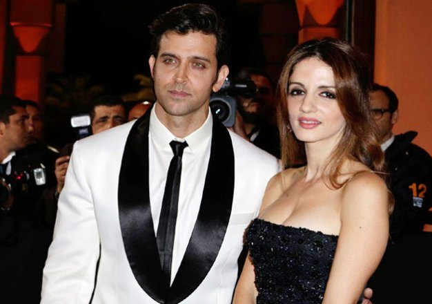 Hrithik's Ex wife Sussanne Khan not invited to Hrithik Roshan'sbirthday party