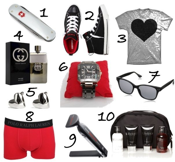Valentines day gifts for him the image for Best gifts for valentines day