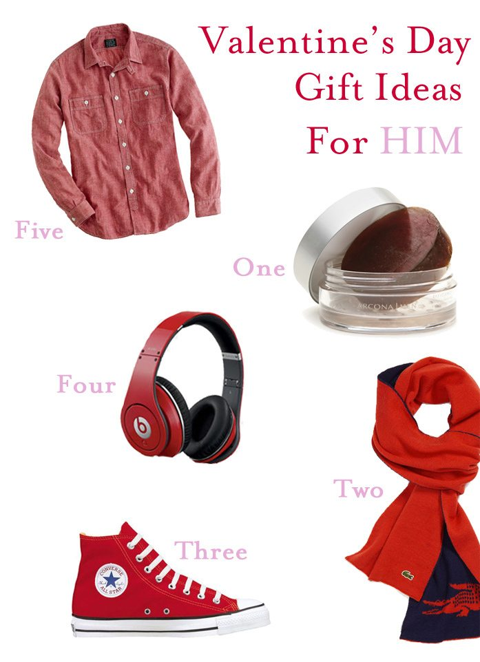 Valentine 39 s day ideas for him for Valentine day gifts for him ideas