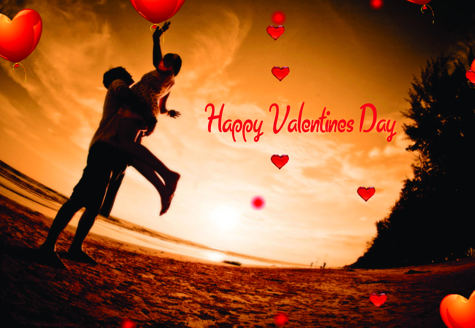 Love cute Romantic Wallpaper : Valentine s Day HD Wallpaper