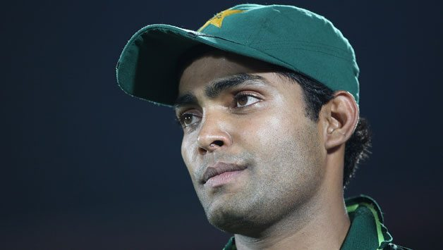 Umar Akmal misbehaves with his coach